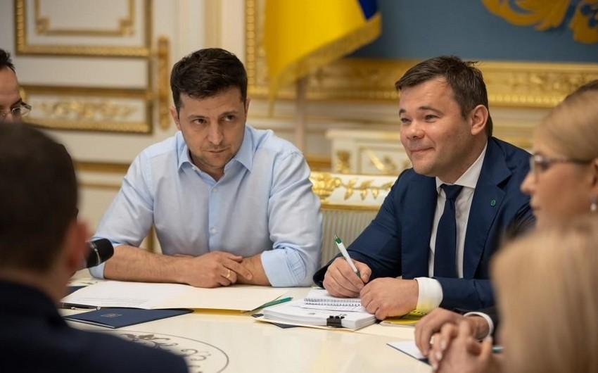 Zelenski Rusiya ilə dialoq barədə referendum keçirəcək