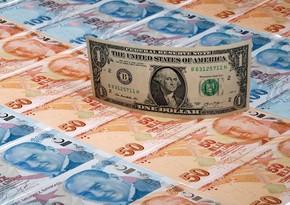 Türkiyə lirəsi dollara qarşı tarixi minimuma geriləyib