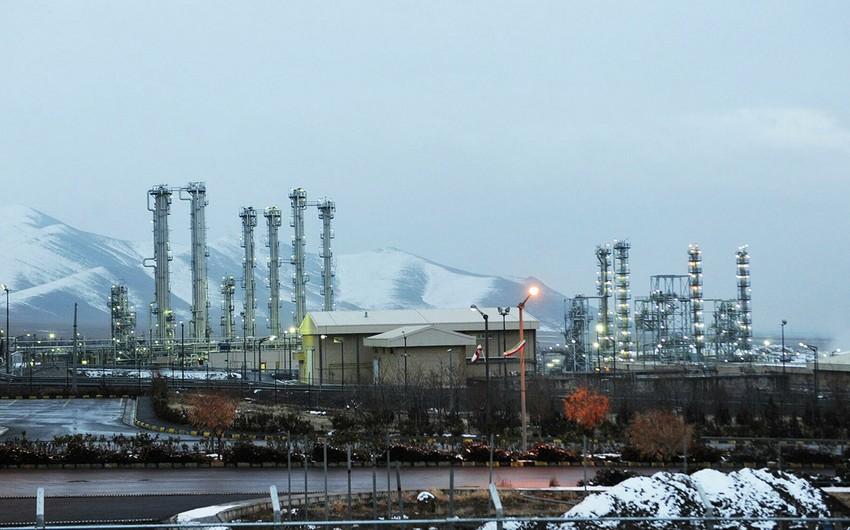 İran uranın 20 faiz zənginləşdirilməsinə başlayıb