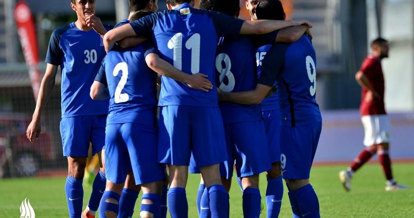 Azerbaijan national team to participate in international tournament