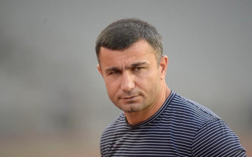 Qurban Qurbanov: Futbolçu transferində heç bir oyunçu ilə məsləhətləşmirik