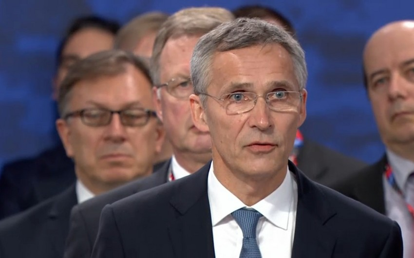 Varşavada NATO sammitinin rəsmi açılış mərasimi keçirilib