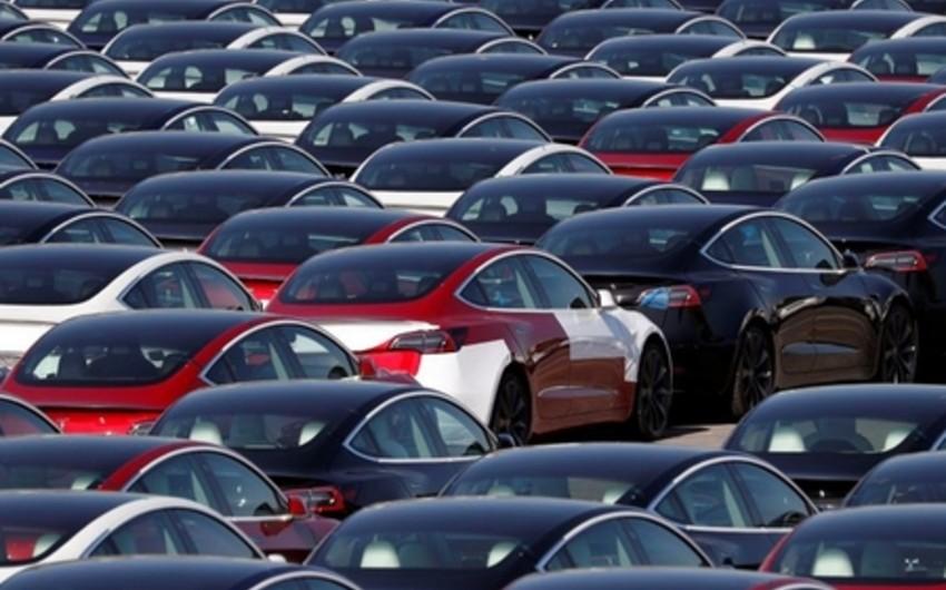 Avropada avtomobil satışı avqustda 20 %-ə yaxın azalıb