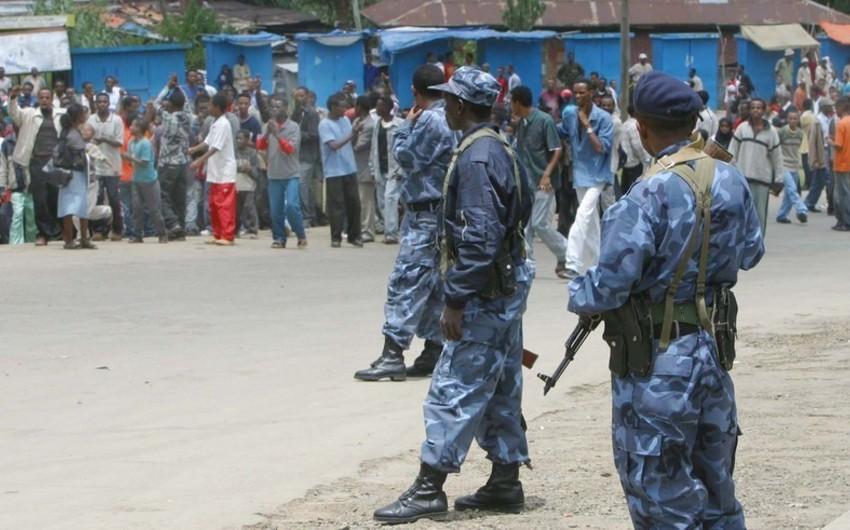 Efiopiyada toqquşmalar zamanı 81 nəfər öldürülüb