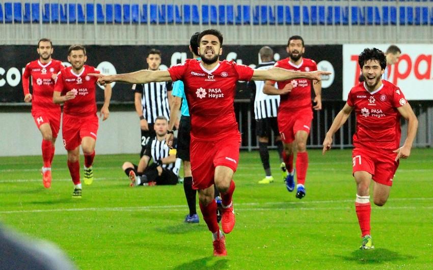 Футболист сборной Азербайджана выбыл из игры на месяц