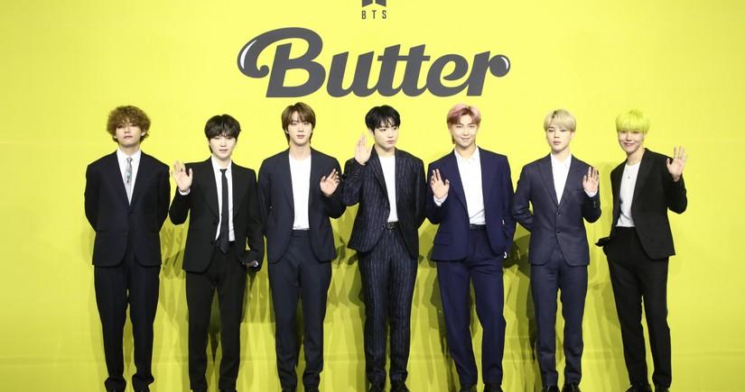 Трек Butter группы BTS установил сразу несколько рекордов Гиннесса