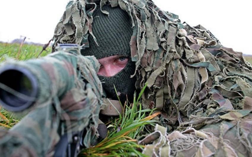 Rusiya Ermənistanda snayper təlimləri keçirir