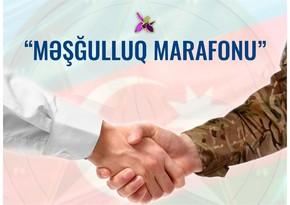 """Dövlət Komitəsi """"Məşğulluq marafonu""""na qoşulub"""