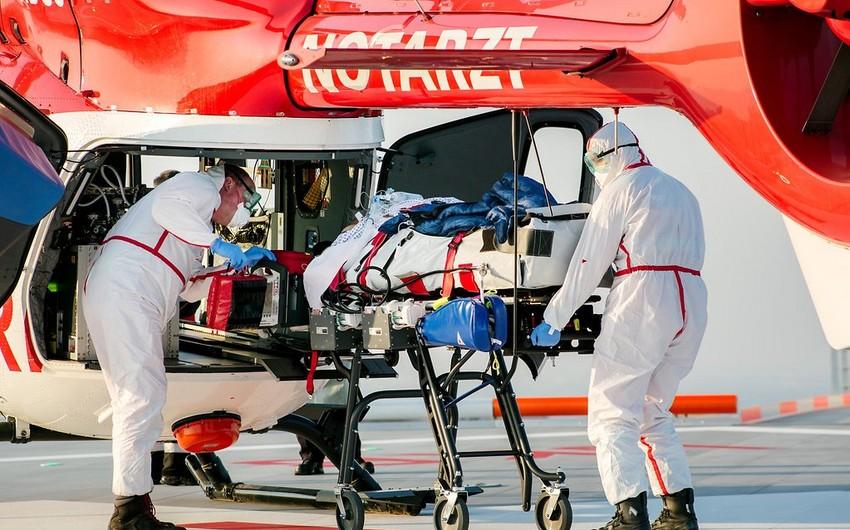 В Германии число зараженных коронавирусом превысило 197,7 тыс.