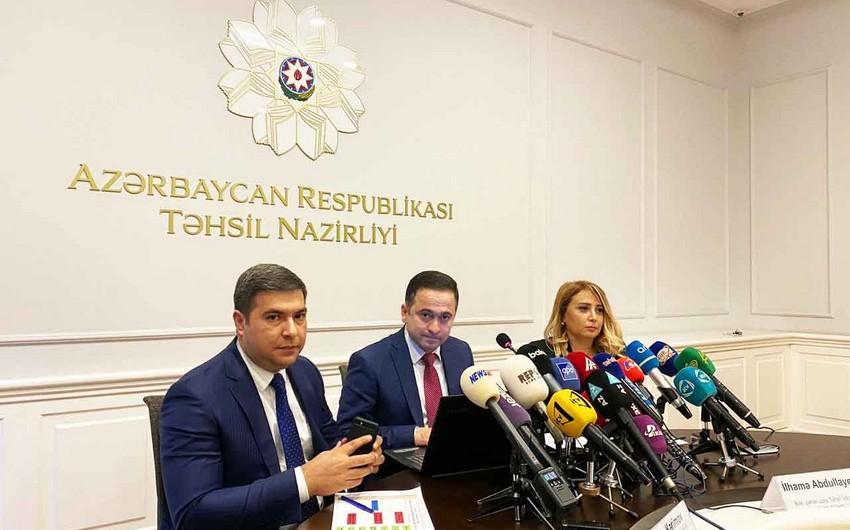 Azərbaycanda dərslərin dayandırılması fikirləri barədə rəsmi açıqlama