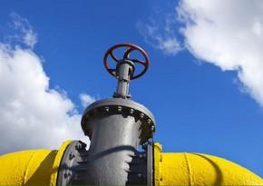 Fire on main gas pipeline in Baku doused