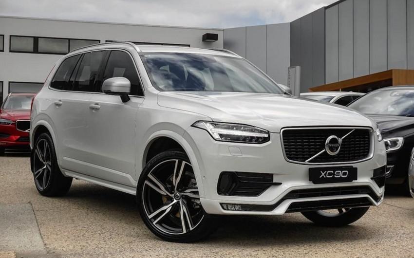 Volvo zirehli avtomobil istehsalına başlayır
