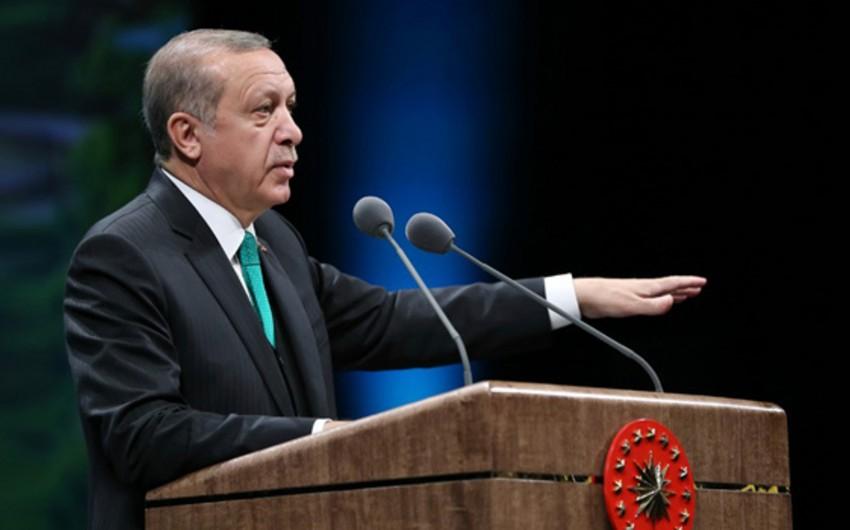 Türkiyə prezidenti ATƏT-i öz yerini bilməyə çağırıb