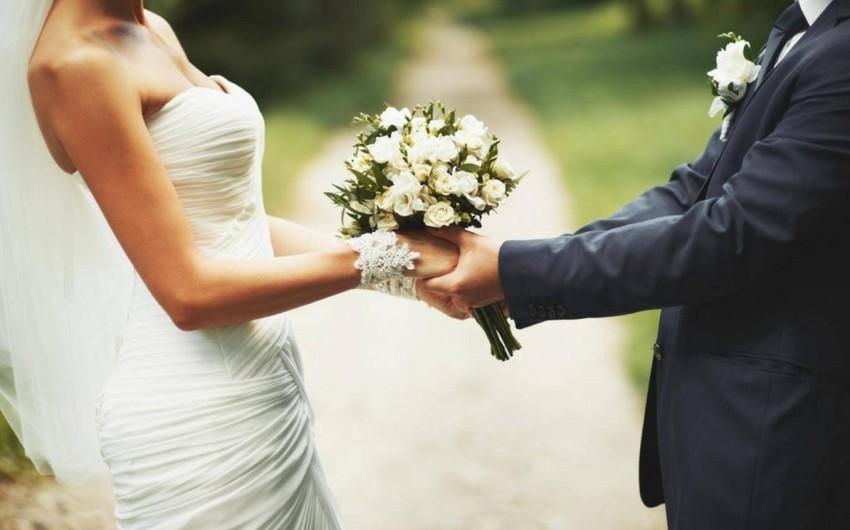 Ötən il Türkiyə vətəndaşlarının əcnəbilərlə nikahlarının sayına görə azərbaycanlı qadınlar ikinci yer tutub