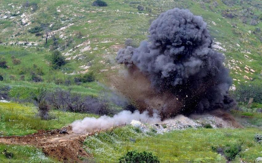 Azərbaycan Ordusunun 4 hərbçisi minaya düşüb - YENİLƏNİB