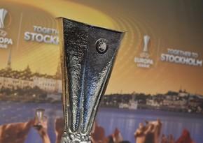 Avropa Liqası: 1/4 finalın son iştirakçıları müəyyənləşir