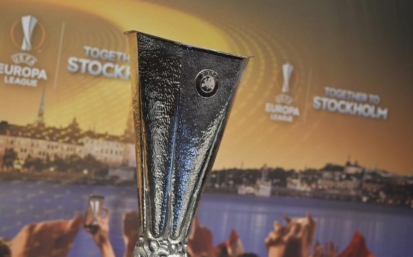 Avropa Liqasında püşkatma: Neftçi Trabzonsporla qarşılaşa bilər