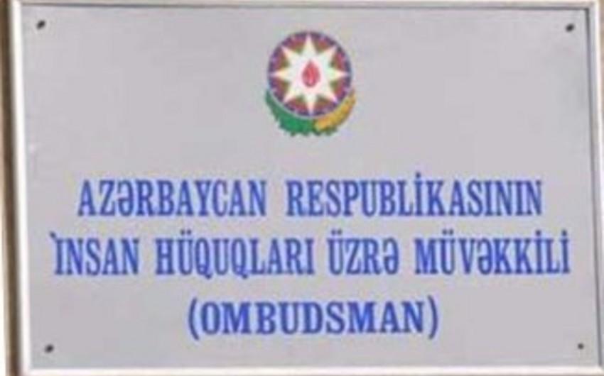 Ombudsman DTX-in müvəqqəti saxlama yeri və istintaq təcridxanasına baş çəkib