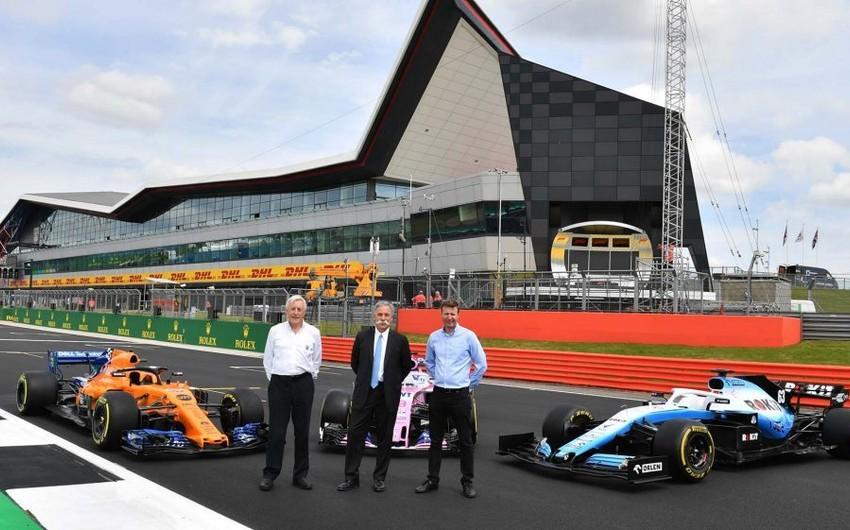 Контракт на проведение Гран-при Великобритании Формула-1 продлен ещё на 5 лет