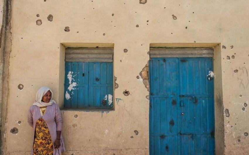 Efiopiyada hava hücumu zamanı ölənlərin sayı artıb