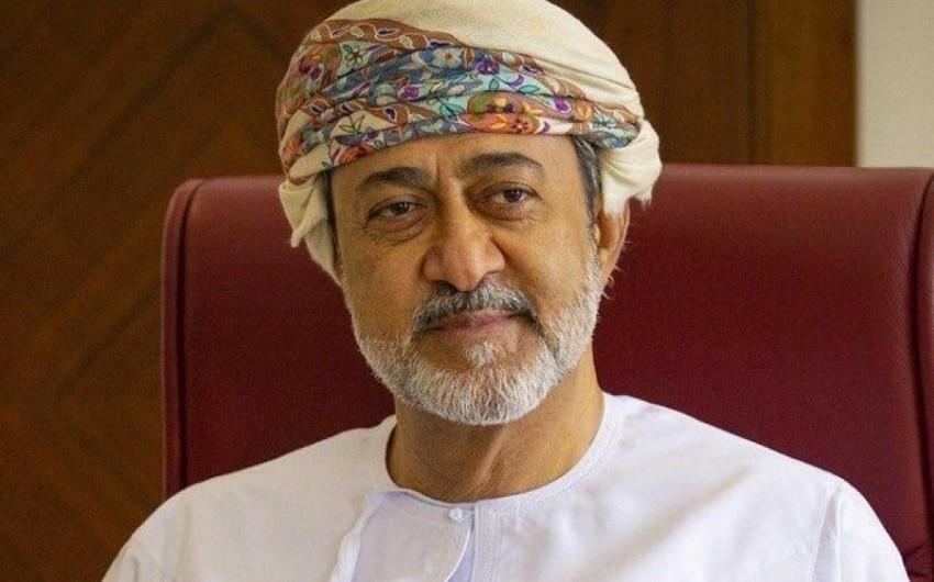 Omanın sultanı Prezident İlham Əliyevə məktub göndərib