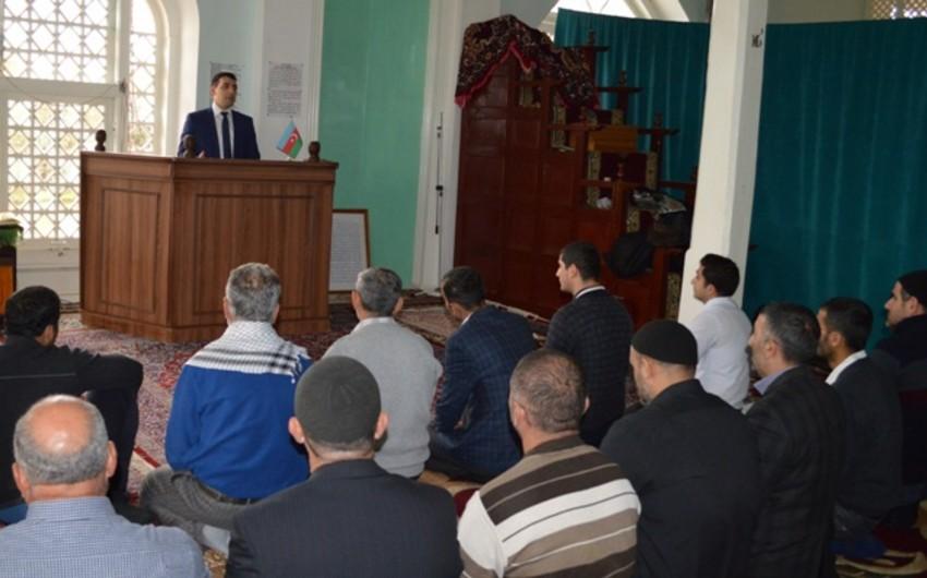 Astarada Tolerantlıq və multikulturalizmin Azərbaycan modeli mövzusunda tədbir keçirilib