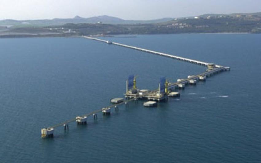ARDNŞ-nin avqustda Novorossiysk limanından 84 min 760 ton xam neft ixrac edib