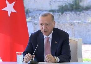 Эрдоган: Планируем открыть генеральное консульство в древнем городе Шуша