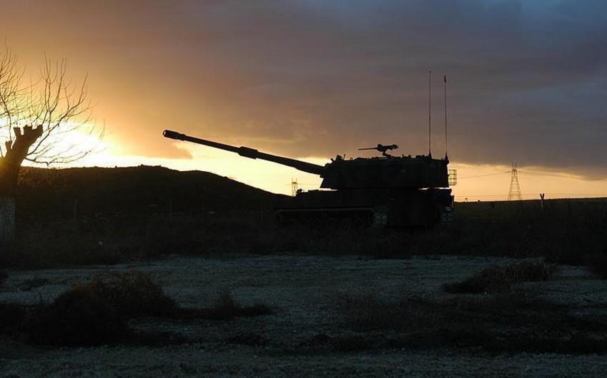 Türkiyə Silahlı Qüvvələri 11 İŞİD terrorçusunu məhv edib