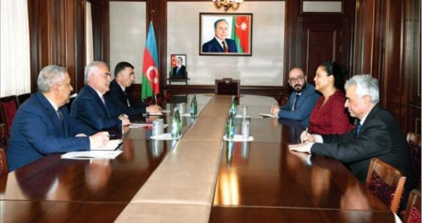 Kandis Makdeyqan: AİB - Naxçıvan əməkdaşlığının geniş perspektivləri var