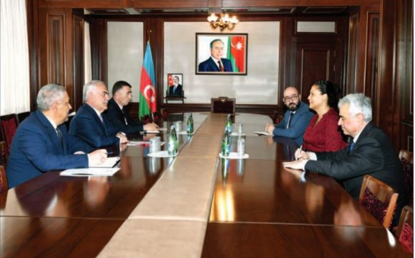 Candice McDeigan: ADB, Azerbaijan's Nakhchivan have broad prospects for cooperation