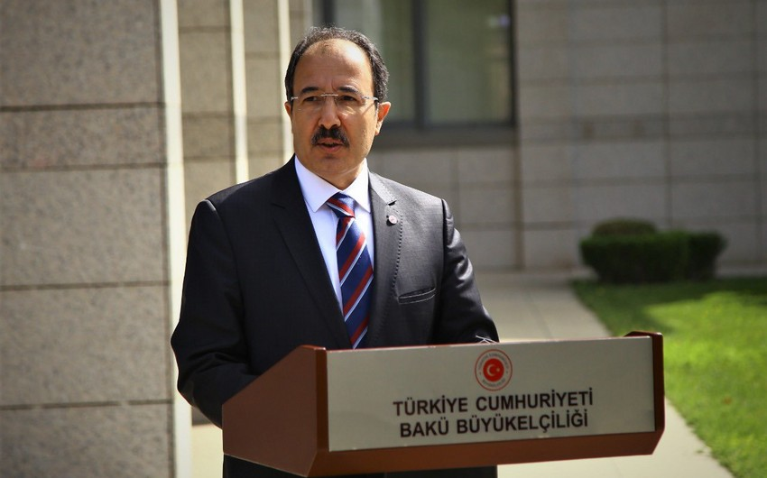 Ambassador: Turkey, Azerbaijan join forces to contribute to regional security