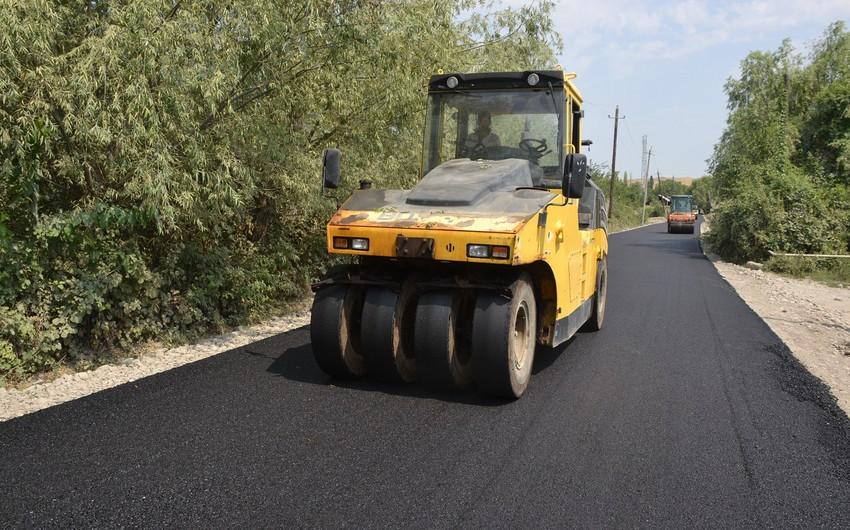 Suraxanıda avtomobil yollarının yenidən qurulmasına 6 milyon manat ayrılıb