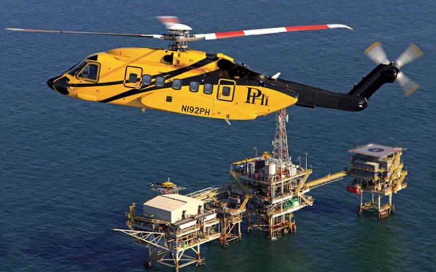 ABŞ-ın Chevron şirkətinin helikopteri Anqolada qəzaya uğrayıb, dörd nəfər ölüb