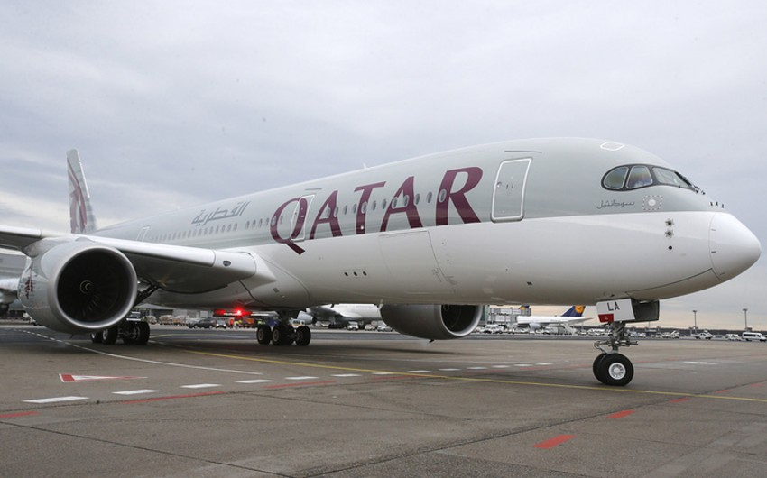 Самолет Qatar Airways завершил самый длинный прямой перелет