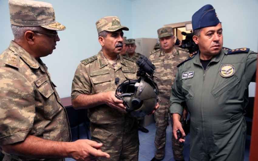 Center of military pilots for Azerbaijani army opens
