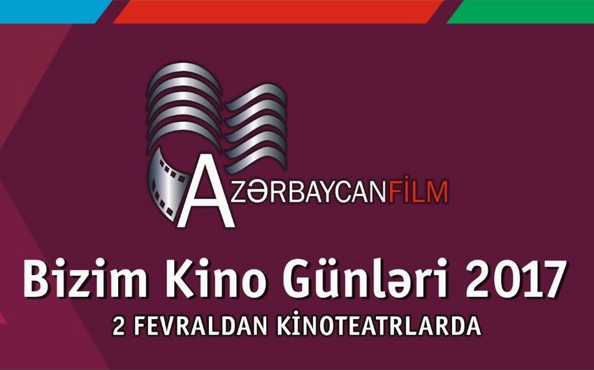 """""""Bizim Kino Günləri""""nə yenidən start verilir"""