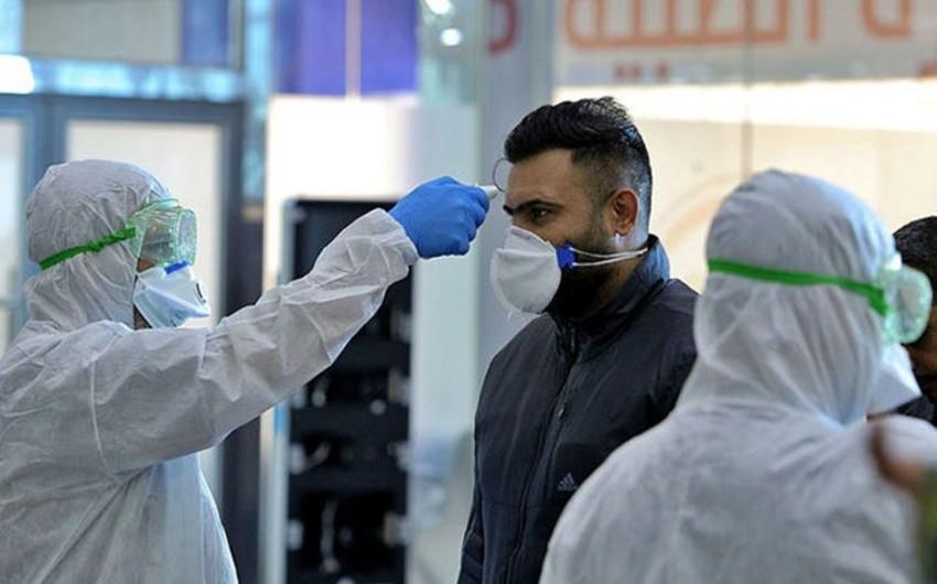Gürcüstanda koronavirusa yoluxanların sayı artır