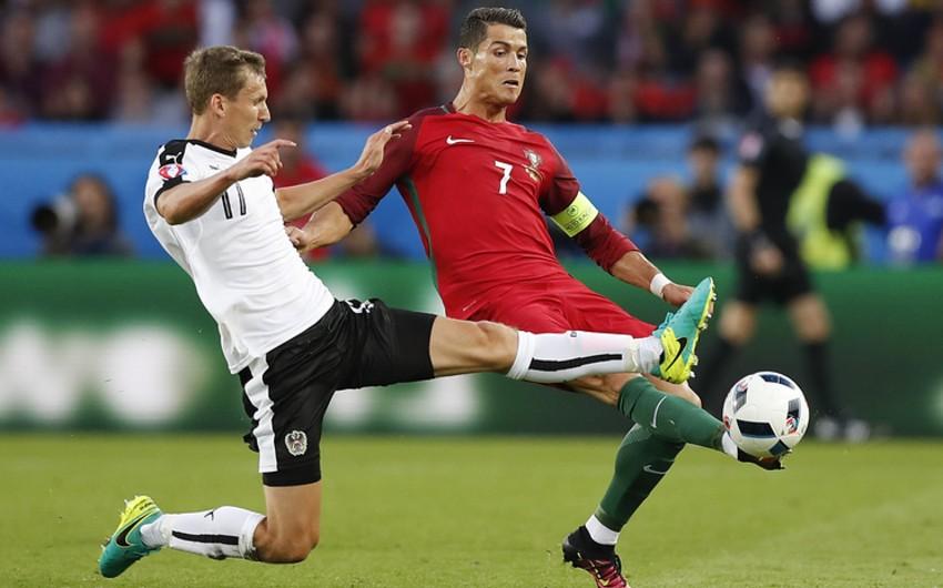 Сборные Португалии и Австрии сыграли вничью - ВИДЕО