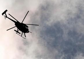 Filippində hərbi helikopter qəzaya uğradı, ölənlər var