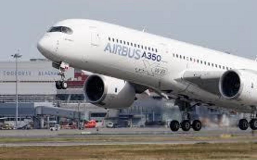 """""""Airbus"""" dünyanın ən böyük təyyarə istehsalçısı olub"""
