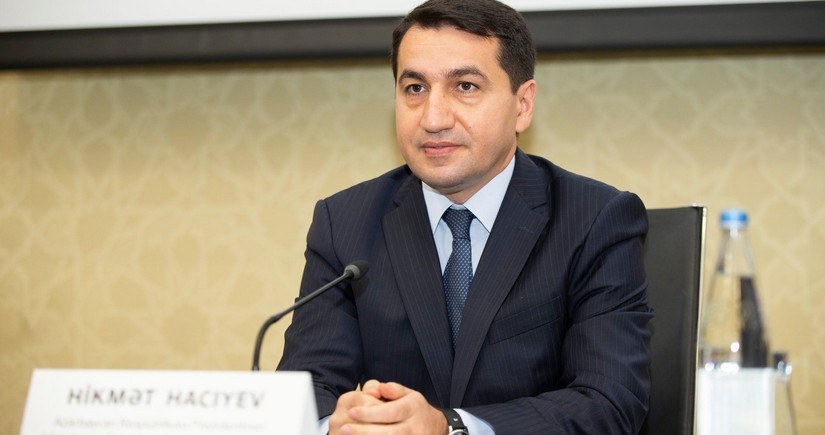 Помощник президента: армяне оскорбили религиозные чувства всех мусульман