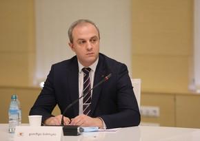 Gürcüstanda qubernator vəzifəsindən azad edilib