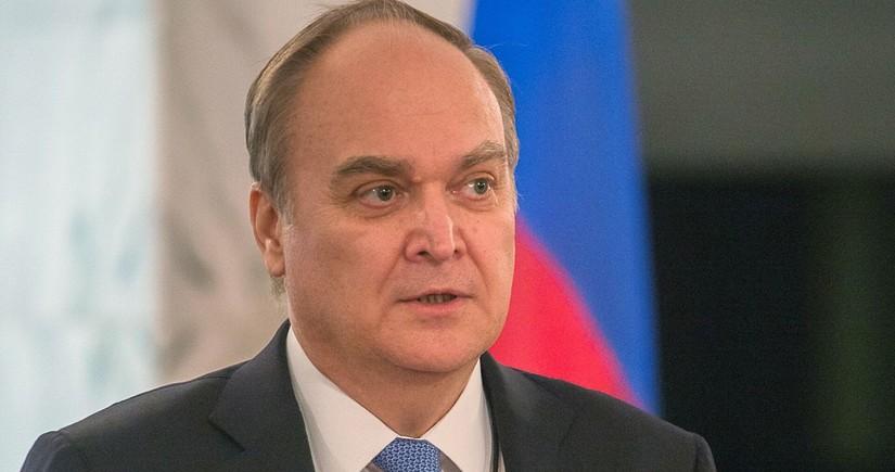Səfir: Moskva Vaşinqtonla danışıqlara hazırdır