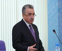 Zeynal Nagdaliyev - assistant to the President for Territorial and Organizational Issues, Department Head