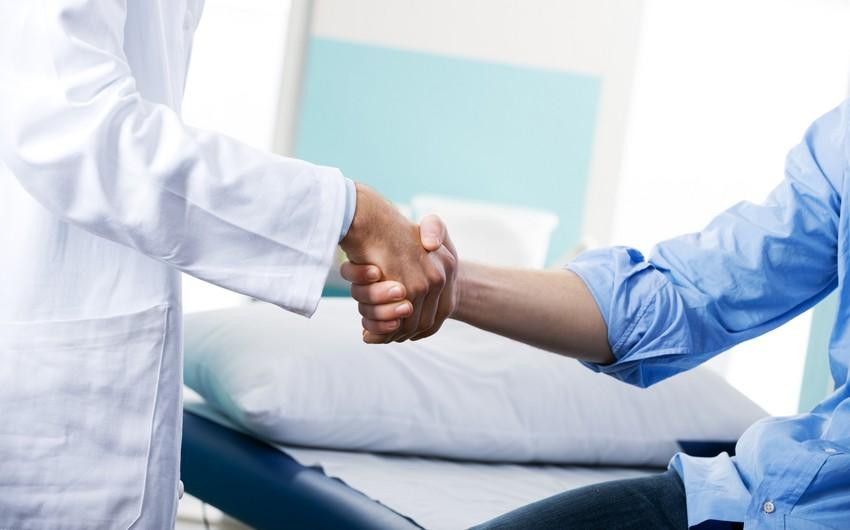 Bu ilin ilk ayı ərzində Kliniki Tibbi Mərkəzə müraciət edənlərin sayı açıqlanıb