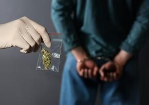 Bakıda onlayn yolla narkotik satan şəxslər saxlanıldı