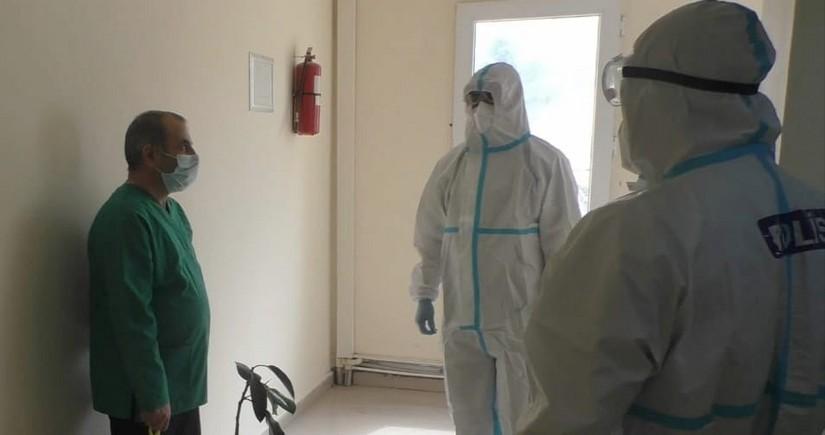 Yaşayış yerini tərk edən koronavirus xəstəsi olan tibb işçisi aşkarlanıb