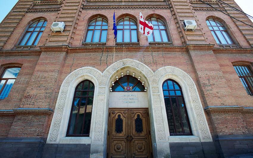 Gürcüstan XİN Avropa İttifaqına daxil olmaqla bağlı planı təqdim edilib