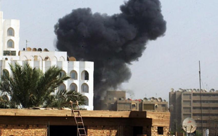 Bağdadda terror aktı nəticəsində 6 nəfər ölüb, 20 nəfər yaralanıb